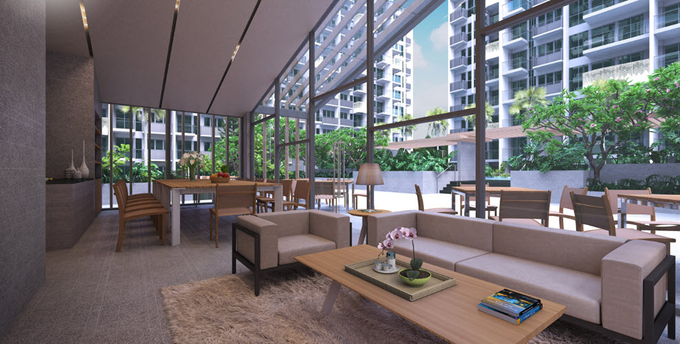 The Alps Residence Singapore MCC Land Tampines Condo Floor and Site Plan