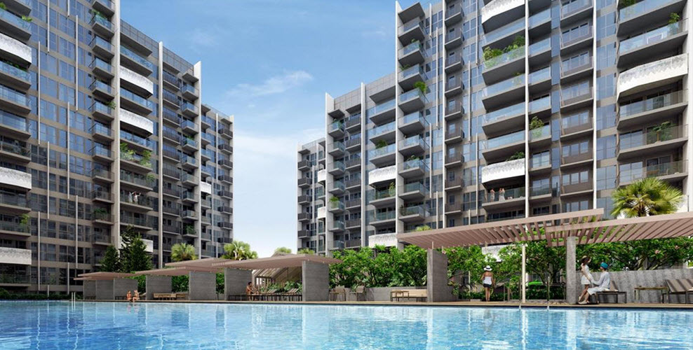 The Alps Residence Singapore MCC Land Tampines Prices and TOP Date